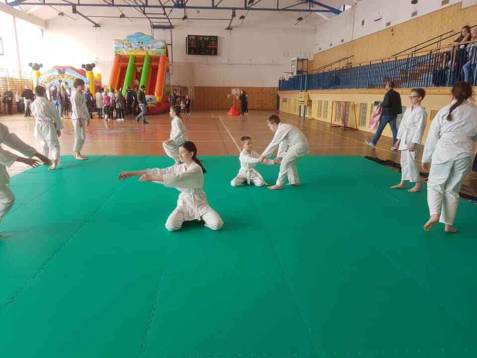 mali karatecy